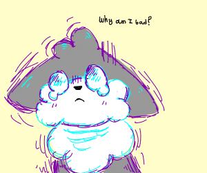 a really bad furry