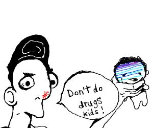 Don't do drugs children