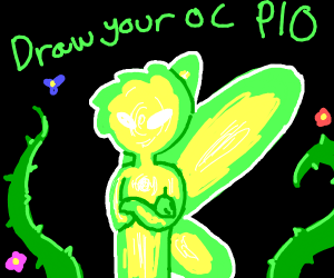 Draw your oc! Pass it on. :)