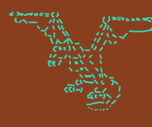 ASCII Dragon