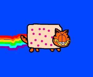 Nyan Garfield