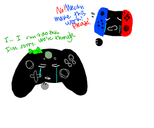 Girly game controller doesn't like Switch