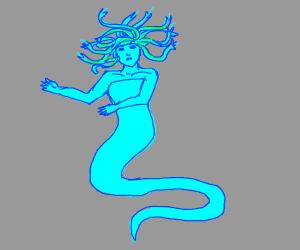ghost medusa