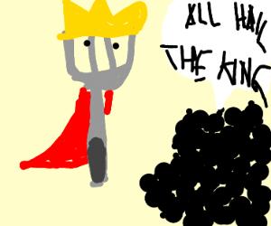 All hail king fork!!!