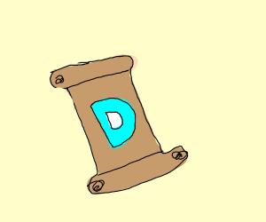 The Scroll of Drawception