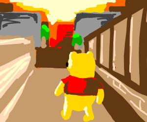 Here we go again pooh
