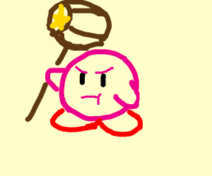 Kirby hammer time
