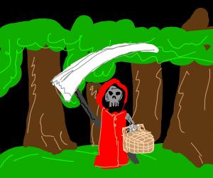 LITTLE DEATH RIDING HOOD