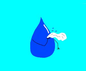 Drop sneeze?