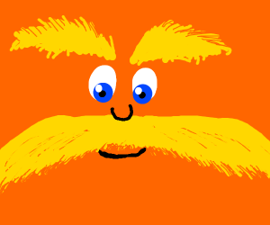 It's the Lorax