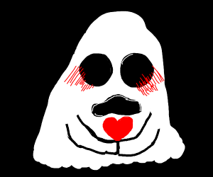 Ghost loves you