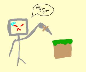 internet culture ruins minecraft