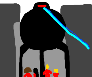 the incredibles evil robot scene