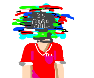Be more chill  ( the musical)