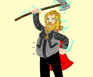 thick thor