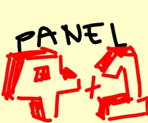 i'm panel 4 :D
