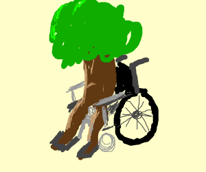 Disabled tree :(