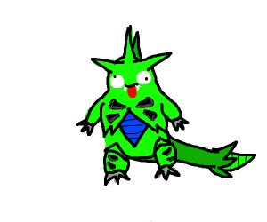Derpy-ish Tyranitar (Pokemon)