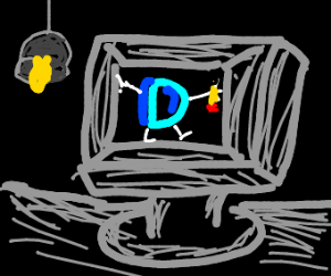 Drawspection on a computer