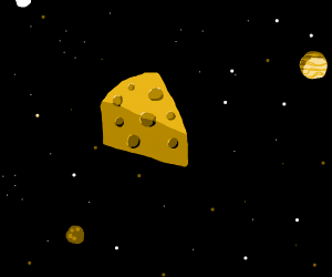 Space Cheese