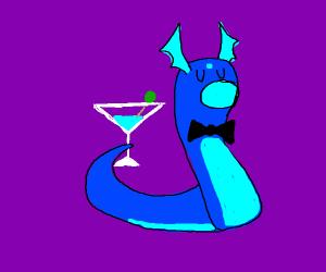 Dratini with a martini