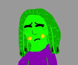 Medusa has a cold
