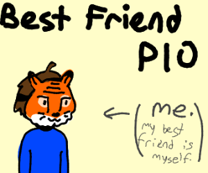 best friend p.i.o