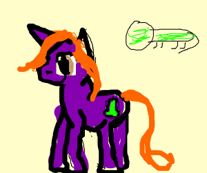 Mash-Up of My Little Pony & Magic School Bus