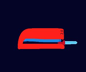 Sentient stapler