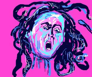 Medusa Steals Soul