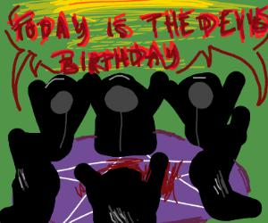 the devils birthday