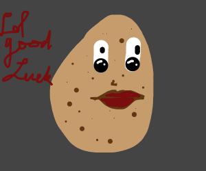 Anime potato senpai!?