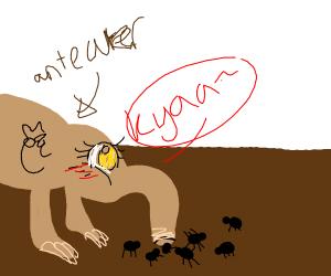 anteater anime