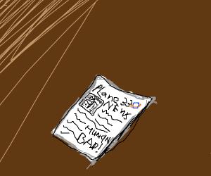 Strange Planet newspaper