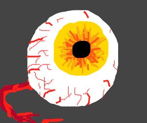 very detailed Eyeball