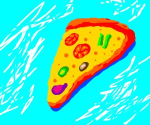 Cool Pizza Slice