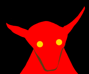 Demon goat