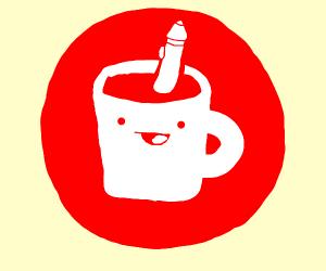 Drawfee mug