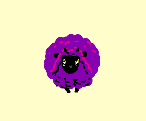 Purple Wooloo