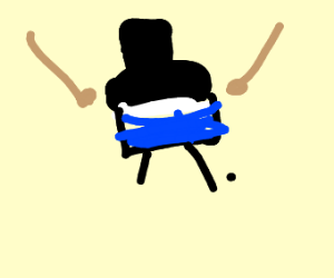 Drums wearing a Top Hat