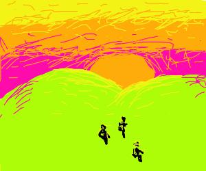 Outrun Sunset