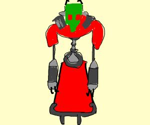 Almighty Tallest Red (invader Zim)