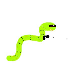 Robo-Cop-Snake
