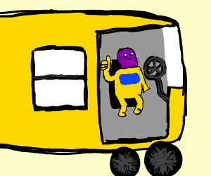 Favorite Bus Driver