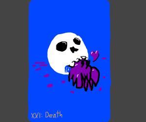 Crab loves Skull