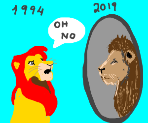 The lion king does not want to be CGI