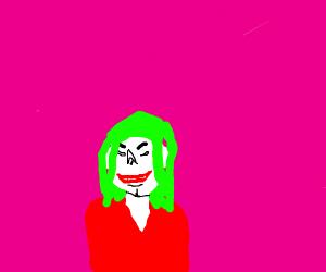 Michael Jackson is the Joker