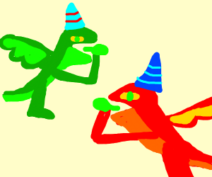 Dragon Party