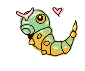 Caterpie!
