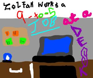 Zoltan the Adequate
